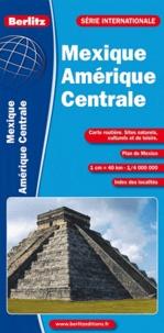 Berlitz - Mexique Amérique Centrale - 1/4 000 000.