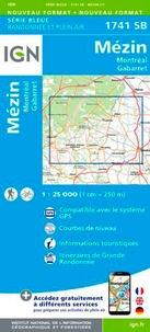 Mézin, Montréal, Gabarret - 1/25 000.pdf