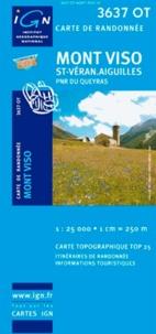 Mont Viso, St-Véran Aiguilles, PNR du Queyras - 1/25 000.pdf