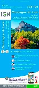 Montagne de Lure - Les Mées, Château-Arnoux-Saint-Auban : 1/25 000.pdf