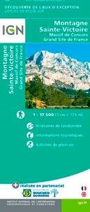 Montagne Sainte-Victoire - 1/17 500.pdf