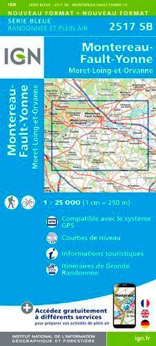 Montereau-Fault-Yonne, Moret-sur-Loing