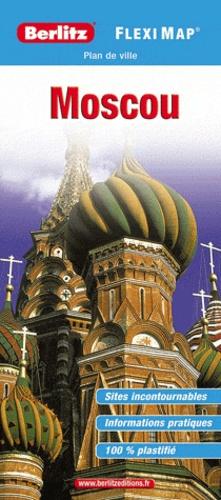 Berlitz - Moscou - Plan de ville.
