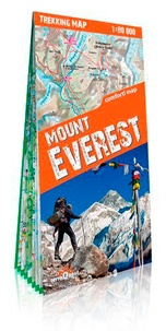 TerraQuest - Mount Everest - 1/80 000.