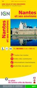 IGN - Nantes et ses environs - 1/80 000.