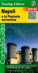 Touring Club Italiano - Napoli e la Penisola sorrentina - 1/175 000.