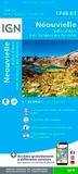 IGN - Néouvielle Vallée d'Aure Parc National des Pyrénées - 1/25 000.