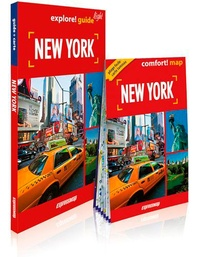 Express Map - New York - Guide + carte 1/16 000.