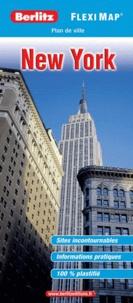 Berlitz - New York - Plan de ville.
