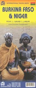 ITMB - Niger & Burkina Faso - 1/1 950 000 / 1/1 000 000.