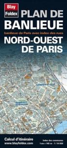 Blay-Foldex - Nord-ouest de Paris - 1/14 000.