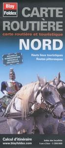 Blay-Foldex - Nord - 1/200000.