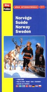Blay-Foldex - Norvège Suède - 1/800.