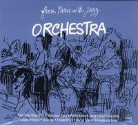 Andy Emler Mega Octet et Jean-Pierre Como - Orchestra - CD audio.