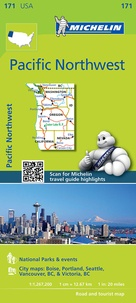 Michelin - Pacific Northwest - 1/1 267 000.