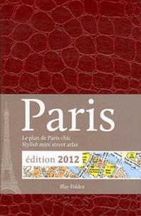 Paris - Le plan de Paris chic rouge.pdf