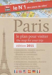 Blay-Foldex - Paris - Le plan pour visiter.