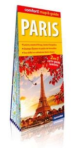 Express Map - Paris - 1/17 000.