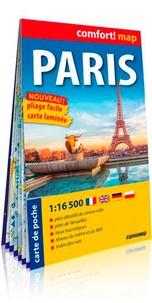 Express Map - Paris - 1/16 500.