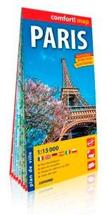 Express Map - Paris - 1/15 000.