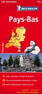 Michelin - Pays-Bas - 1/400 000.