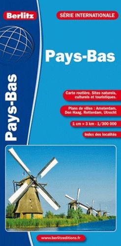 Berlitz - Pays-Bas - 1/300 000.