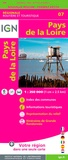 IGN - Pays de la Loire - 1/250 000.
