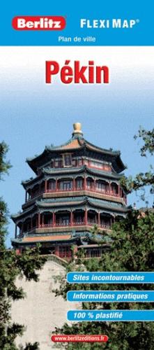 Berlitz - Pékin - Plan de ville.