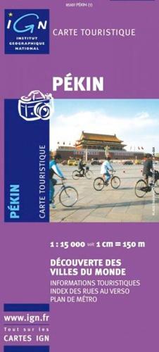 IGN - Pékin - 1/15000.