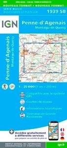 Penne-dAgenais, Montaigu-de-Quercy - 1/25 000.pdf