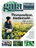 Elisabeth Pegeon - PermaGaïa N°1, 1er semestre 20 : Permaculture, biodiversité... - Des modèles de vie durable.