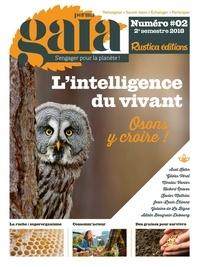 Elisabeth Pegeon - PermaGaïa N° 2, 2e semestre 20 : L'intelligence du vivant - Osons y croire.