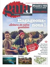 Elisabeth Pegeon - PermaGaïa N° 3, 1er semestre 2 : Engagons-nous ! Acteurs de notre quotidien.
