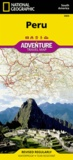 National geographic society - Peru - 1/1 650 000.