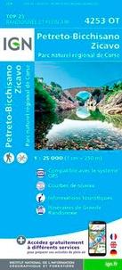 Petreto-Bicchisano Zicavo, Parc national de Corse - 1/25 000.pdf