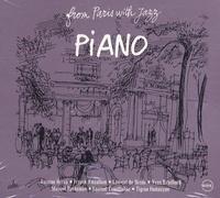 Antoine Hervé et Franck Amsallem - Piano - CD audio.