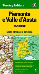 Collectif - Piemonte - 1/200 000.