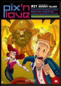 Marcus - Pix'n love N° 21 : The secret of Monkey Island.