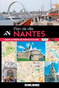 Philippe Paraire - Plan de Nantes.