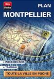 Blay-Foldex - Plan Montpellier - 1/12 000.