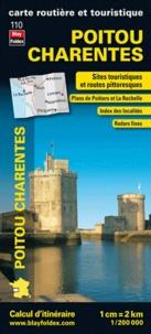 Blay-Foldex - Poitou Charentes - 1/200 000.