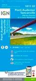 IGN - Pont-Audemer-Tancarville-PNR des boucles de la Seine.