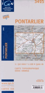 Pontarlier - 1/50 000.pdf