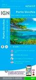 IGN - Porto-Vecchio, parc naturel régional de Corse - 1/25 000.