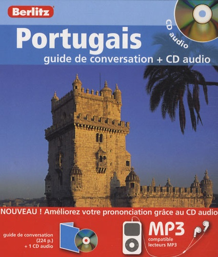 Berlitz - Portugais - Guide de conversation. 1 CD audio MP3