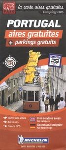 Trailer's Park - Portugal, aires gratuites et parkings gratuits - 1/400 000.