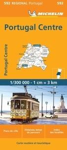 Michelin - Portugal centro - 1/300 000.
