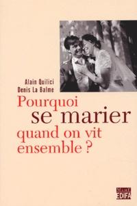 Alain Quilici et Denis La Balme - .