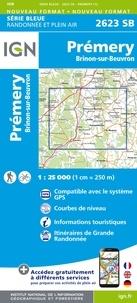Prémery, Brinon-sur-Beuvron - 1/25 000.pdf