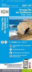 Presquîle de Quiberon, Auray, Carnac - 1/25 000.pdf